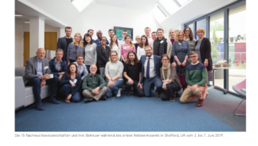 Decision support in supply chains focus of the research at UniKassel