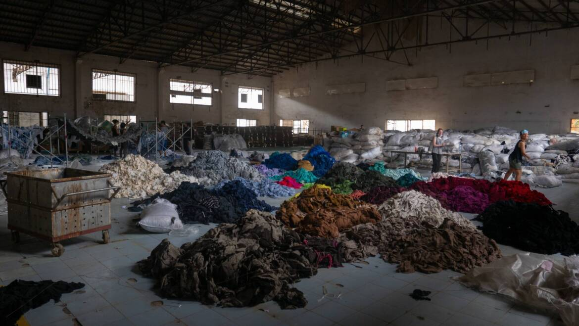 You may want to change the way you buy clothes…