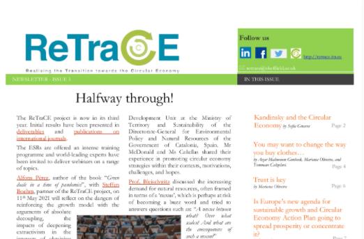Newsletter – Issue No. 3